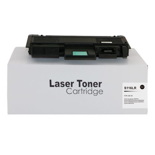 Remanufactured Samsung MLT-D116L / HP SU828A Black Toner Cartridge