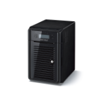 Buffalo TeraStation WSH5610 NAS Desktop Ethernet LAN Black