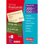 DECAdry OCB-3325 100pc(s) business card