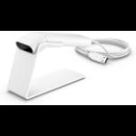 HP Engage One Prime White Barcode Scanner Handheld bar code reader 2D LED