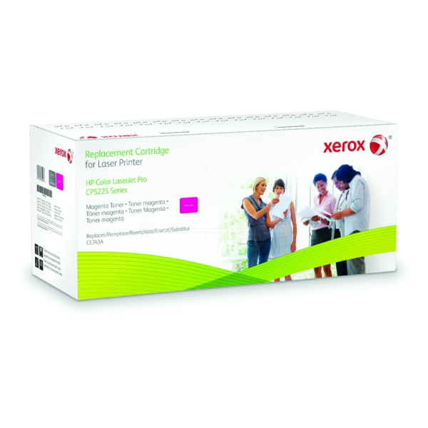 Xerox 106R02264 compatible Toner magenta, 7.3K pages @ 5% coverage (replaces HP 307A)