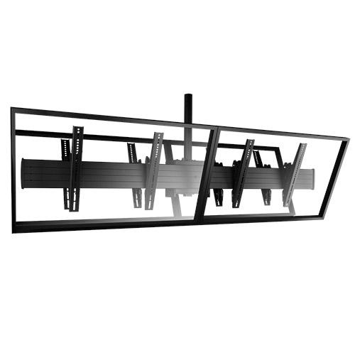 "Chief LCB2X1U 55"" Black flat panel ceiling mount"