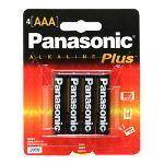 Panasonic 4 AAA Alkaline