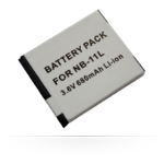 MicroBattery MBD1155 camera/camcorder battery 600 mAh