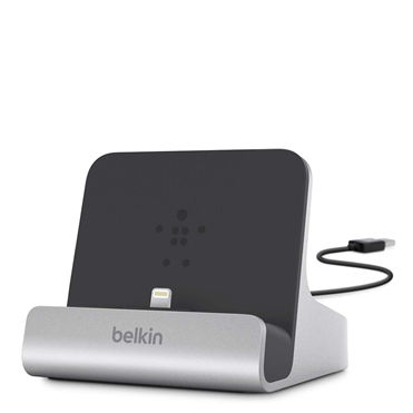 Belkin 8 Pin Lightning Connector Dock For iPad 4th Gen And iPad Mini And iPhone 5