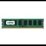 Crucial 8GB DDR3-1866 8GB DDR3 1600MHz ECC memory module