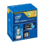 Intel Celeron ® ® Processor G3900 (2M Cache, 2.80 GHz) 2MB Smart Cache Box