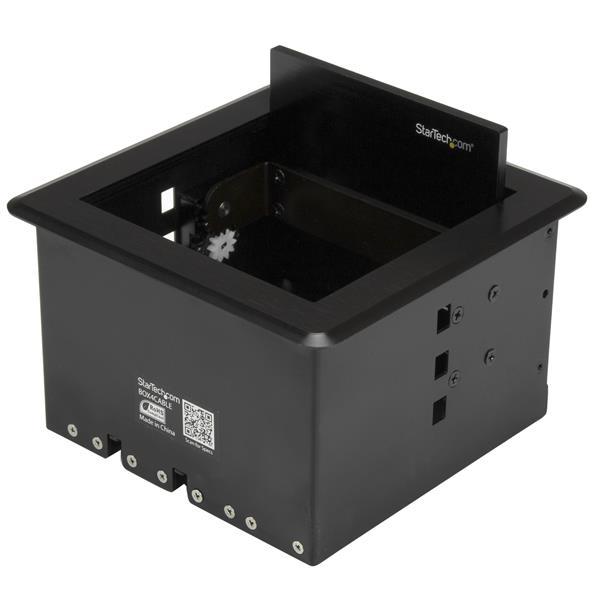 StarTech.com Kabelbox voor vergadertafel inbouw kabelmanagement