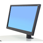 Ergotron 97-906 multimedia cart/stand Multimedia stand Black