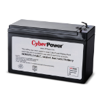 CyberPower RB1290X2 UPS battery Sealed Lead Acid (VRLA) 12 V 9 Ah