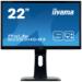 "iiyama ProLite B2283HS-B3 LED display 54.6 cm (21.5"") 1920 x 1080 pixels Full HD Flat Matt Black"