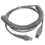 Datalogic Datalogic USB cable, coiled