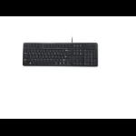 DELL KB212-B keyboard USB QWERTZ German Black