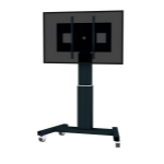 "Newstar Mobile Motorised TV/LFD Trolley for 42""-100"" screen, Height Adjustable - Black"