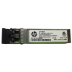 Hewlett Packard Enterprise 16GB SFP+ Short Wave 1-pack Extended Temperature Transceiver network transceiver module Fiber optic 16000 Mbit/s SFP+ 850 nm