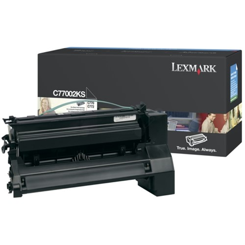 Lexmark C5220KS Toner black, 4K pages