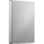 LaCie Porsche Design Mobile external hard drive 4000 GB Silver