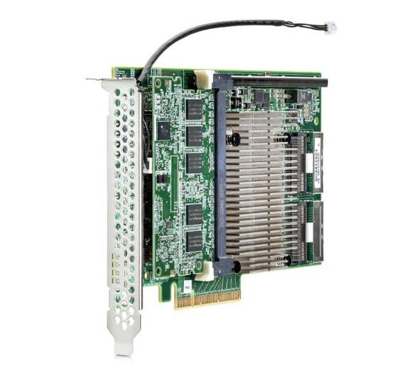 Hewlett Packard Enterprise DL360 Gen9 Smart Array P840 SAS Card with Cable Kit PCI Express 3.0 12Gbit/s RAID controller