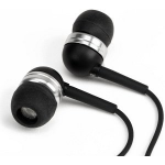 Creative Labs EP-630I Binaural In-ear Black headset