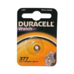 Duracell D377 Single-use battery Silver-Oxide (S)