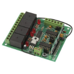 Generic 4 Channel RC Relay Board