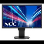 "NEC MultiSync EA234WMI 58.4 cm (23"") 1920 x 1080 pixels Full HD LED Black"