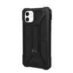 "Urban Armor Gear 111711114040 mobiele telefoon behuizingen 15,5 cm (6.1"") Folioblad Zwart"