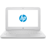 HP Stream 11-y003na 1DM44EA Cel N3060 2GB 32GB 11.6IN BT CAM Win 10 Home White Refurb