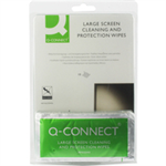 Q-CONNECT Q CONNECT LGE SCREEN/PROTECTION WIPES P10