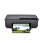 HP Officejet 6230 ePrinter Colour 600 x 1200DPI A4 Wi-Fi Black inkjet printer