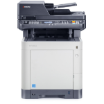 KYOCERA ECOSYS M6030cdn A4 Colour Laser Multifunction, 30ppm Mono, 30ppm Colour, 600 x 600 dpi, 1 Year Warranty
