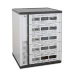 Ergotron DM05-1025-A68-3 Portable device management cabinet Black, Grey