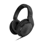 Sennheiser HD 200 PRO Headphones Head-band Black