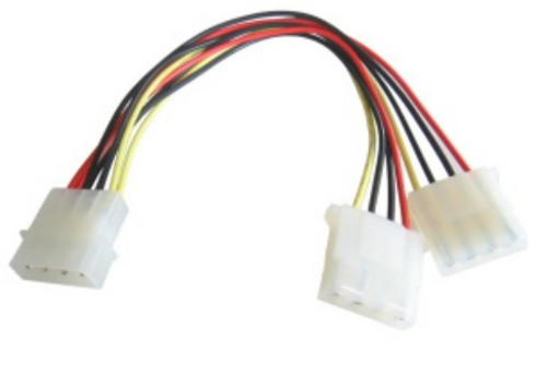 Cables Direct 88RB-511 internal power cable
