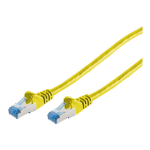 Innovation IT 205874 networking cable 0.5 m Cat6a S/FTP (S-STP) Yellow