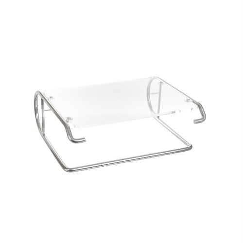 R-Go Tools R-Go Steel Essential Monitor Stand, silver
