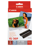 Canon 7738A001 (KL-36 IP) no color, 36 pages