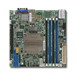 Supermicro X10SDV-4C-TLN2F Mini ITX server/workstation motherboard