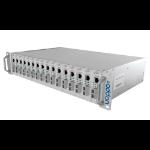 Add-On Computer Peripherals (ACP) ADD-RACK-16 network media converter 1000 Mbit/s Multi-mode,Single-mode Grey
