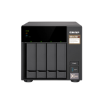 QNAP TS-473 RX-421ND Ethernet LAN Tower Zwart NAS