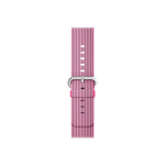 Apple 38mm Woven Nylon Band - Watch strap - pink - for Watch (38 mm)