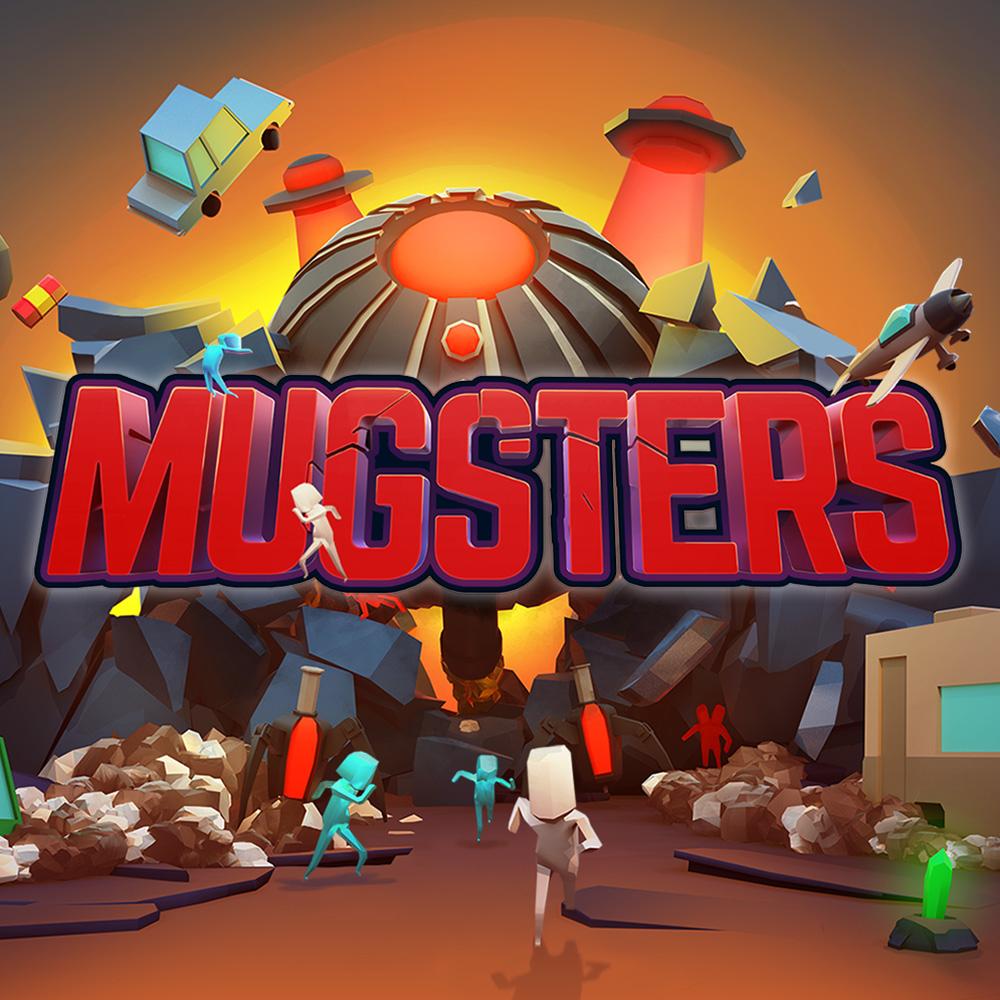 Nexway Mugsters vídeo juego PC Básico Español