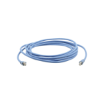 Kramer Electronics C-UNIKAT-10 cable de red 3 m Cat6a U/FTP (STP) Azul