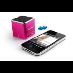Technaxx Mini Musicman Wireless Soundstation BT-X2 Mono portable speaker Pink