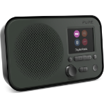 Pure Elan BT3 radio Portable Digital Graphite