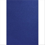 PHE GOLD SOVEREIGN A4 LEATHERGRAIN BOARD COVERS 250GSM NAVY BOX 100