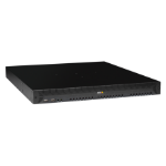 Axis S2024 Black network video recorder