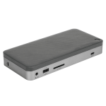 Targus Thunderbolt 3 8K Video Dock Wired Black, Grey