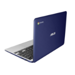 "ASUS Chromebook C201PA-FD0009 1.8GHz 11.6"" 1366 x 768pixels Touchscreen 3G Silver,Blue"