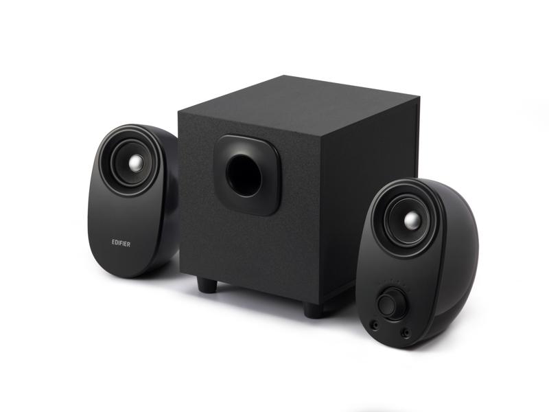 Edifier M1390BT speaker set 2.1 channels 34 W Black